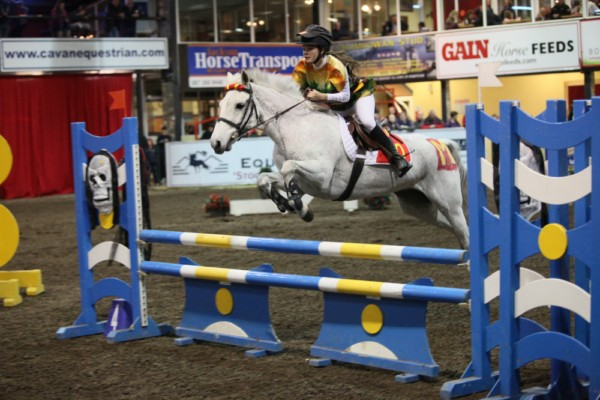 Cavan Home Pony International Marks End Of Glittering Year For Pony Riders